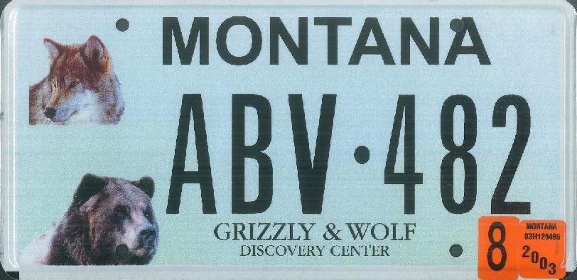 License Plate 9749