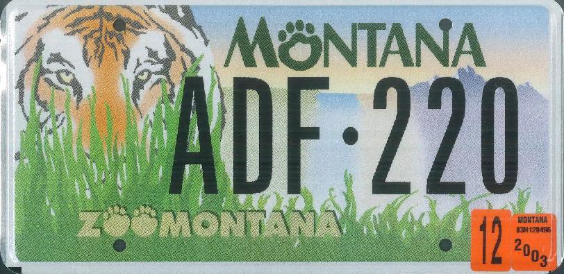 License Plate 9929