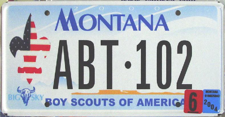 License Plate 10356