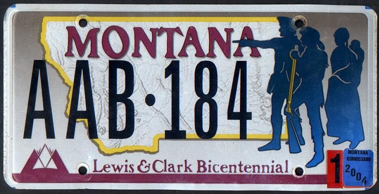 License Plate 10357