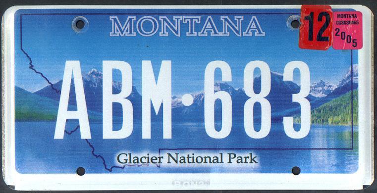 License Plate 10395
