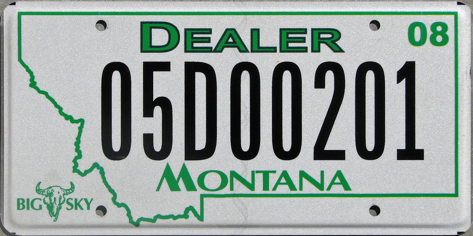 License Plate 9795