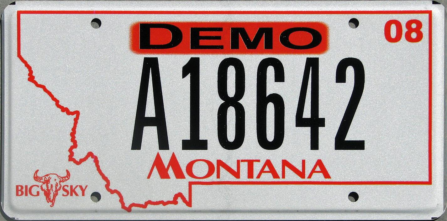 License Plate 10400