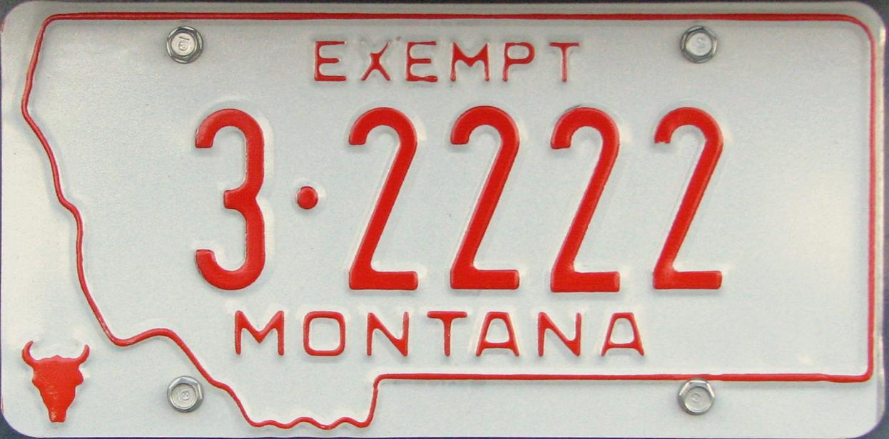 License Plate 9930