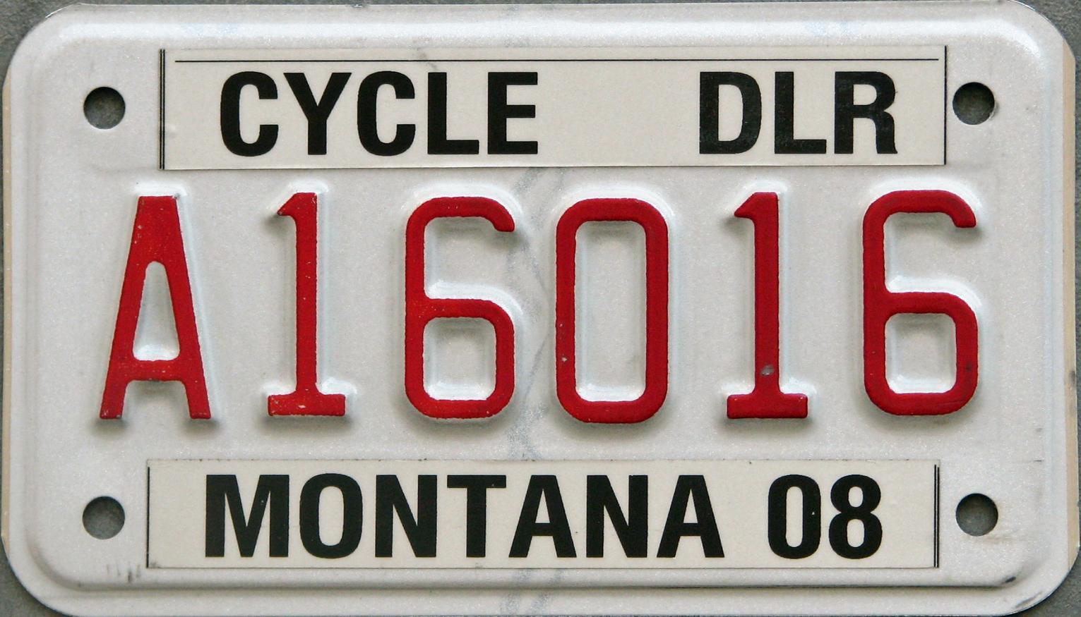 License Plate 9312