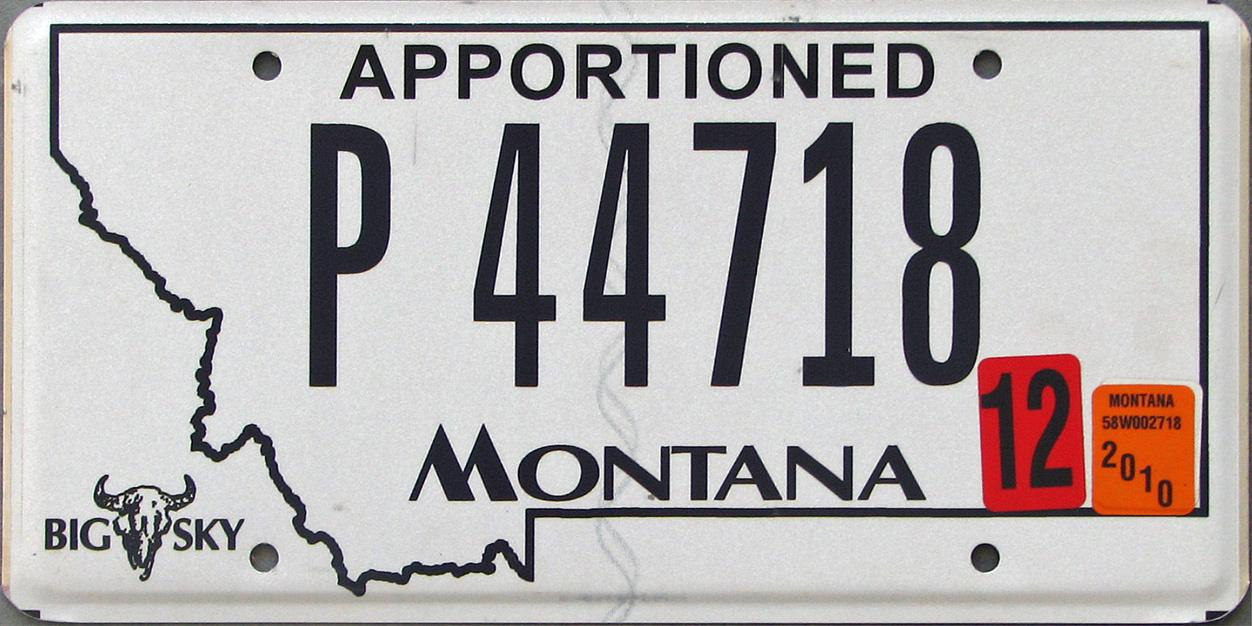 License Plate 9315