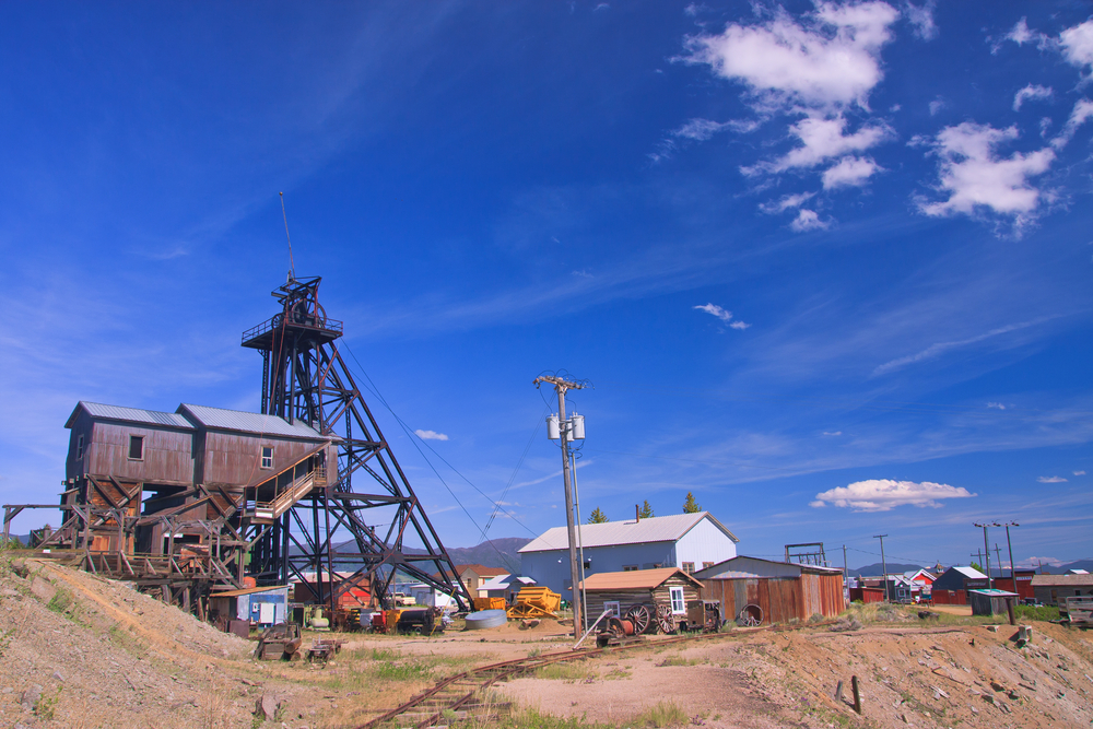 World Museum of Mining in Butte