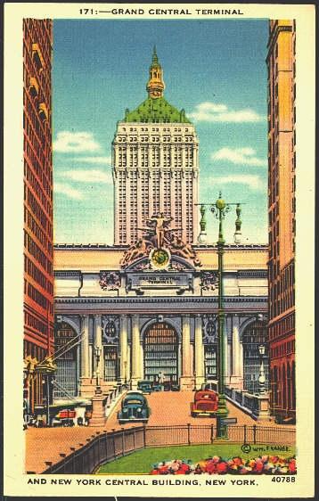 Grand Cental Terminal