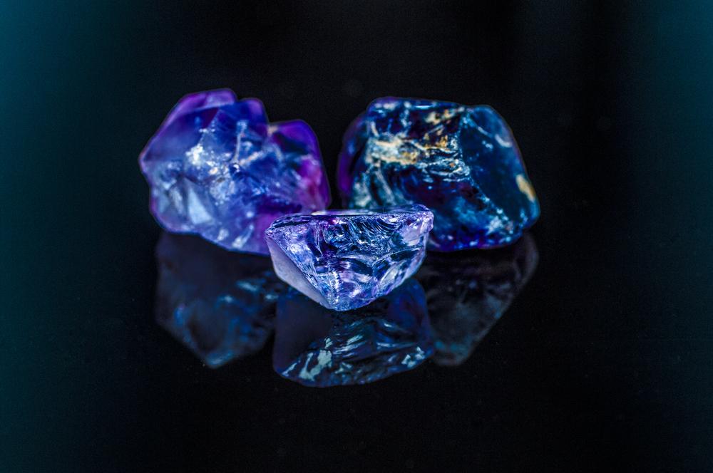1895: Sapphires