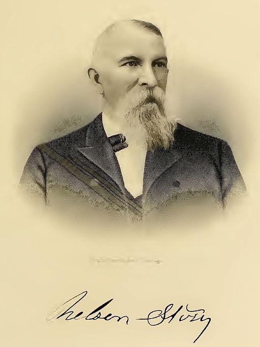 1866: Nelson Story circa 1900
