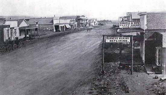 1853: Deer Lodge Valley